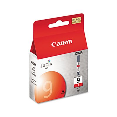 Canon PGI9R (PGI-9) Ink Tank, Red