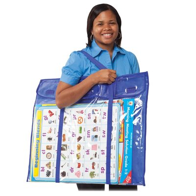 Carson-Dellosa Publishing Deluxe Bulletin Board Storage