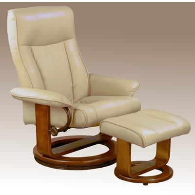 Mac Motion Ergonomic Recliner and Ottoman