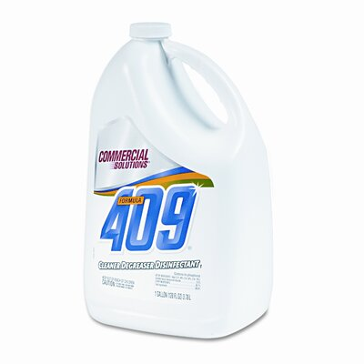 Clorox Company 409 Cleaner/Degreaser/Disinfectant,128 oz.,4/CT,Pump Bottle