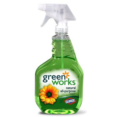 Clorox Company 32 Oz Green Works Spray Cleaner
