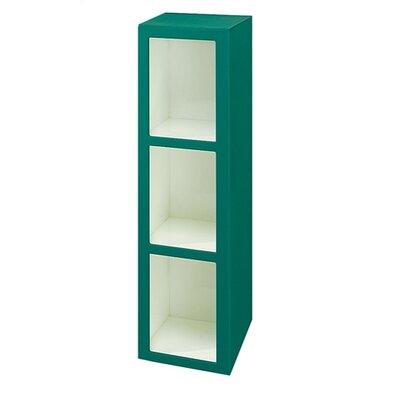 Lenox Plastic Lockers Plastic Cubby Locker - Triple Tier - 1 Section