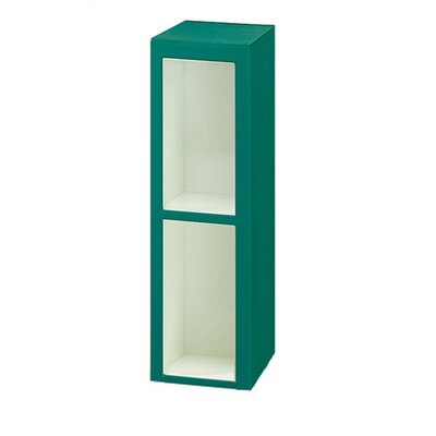 Lenox Plastic Lockers Plastic Cubby Locker - Double Tier - 1 Section