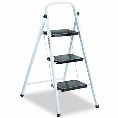 DAVIDSON LADDER, INC.                              Louisville Qs3 Quick Step Folding 3-Step Step Stool