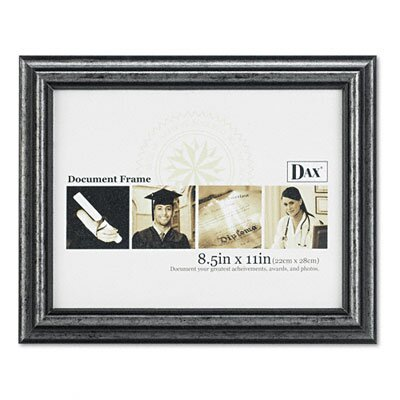 "DAX® Desk/Wall Document Wood Frame, 8.5"" x 11"""