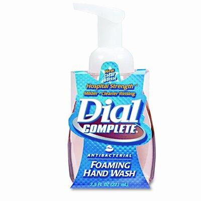 Dial® Complete® Complete Foaming Hand Wash - 7.5-oz. / 8 per Carton
