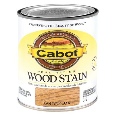 CabotStain Golden Oak Interior Oil Stain Wood