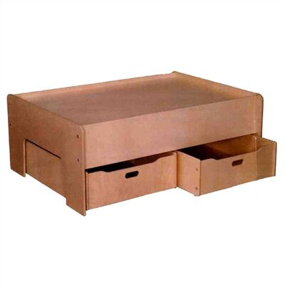Activity Table and Storage Drawer Set