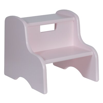 Kid's Step Stool in Lavender
