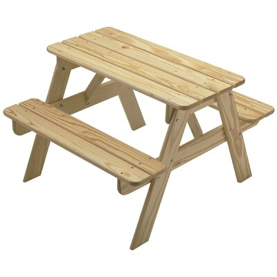 Little Colorado Kids' Picnic Table