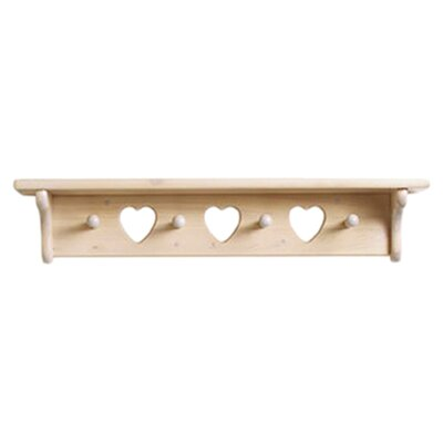 Heart Coat Rack