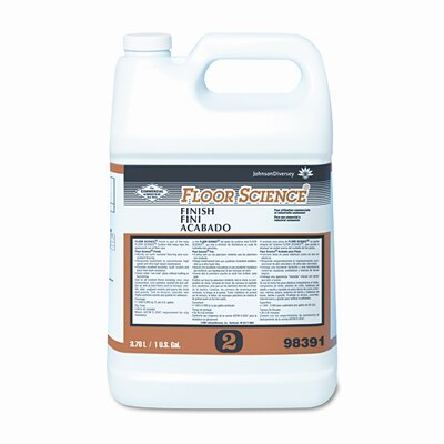 SC Johnson Professional Floor Finish, 1gal Bottle