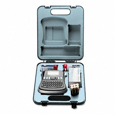 Dymo Corporation Labelmanager 210D Kit, 2 Lines