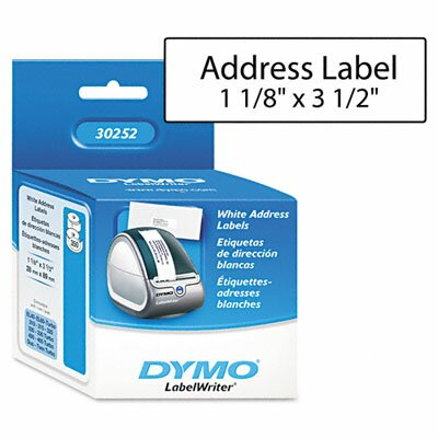 Dymo Corporation Address Labels, 700/Box