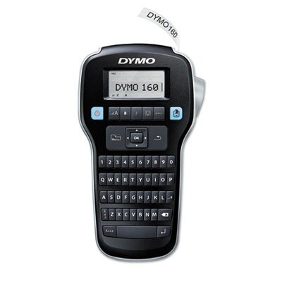 Dymo Corporation Labelmanager 160P, 2 Lines