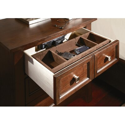 Cochrane Furniture American Urban 4 Drawer Nightstand