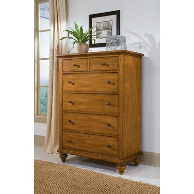 Cochrane Furniture American Heartland 5 Drawer Chest