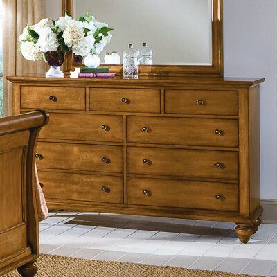 cochrane bedroom set cochrane american heartland 9 drawer dresser