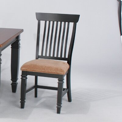 Cochrane Furniture Cafe Xpress Farmhouse Side Chair