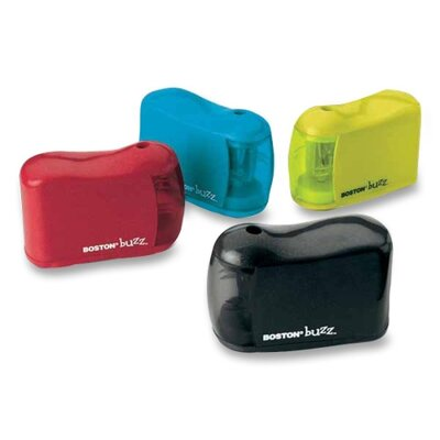 "Elmer's Products Inc Pencil Sharpener, Uses ""AA"" Batteries, Assorted"
