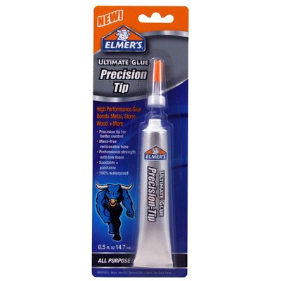 Elmer's Products Inc Ultimate Glue Precision Tip High Performance Glue P9418