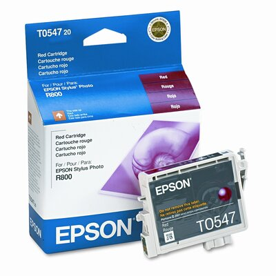 Epson America Inc. T054720 Ink, 400 Page-Yield