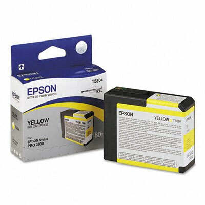 Epson America Inc. T580400 Ultrachrome K3 Ink