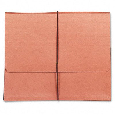 "Esselte Pendaflex Corporation Watershed 3 1/2"" Expansion Wallets, Elastic Closure, Letter"