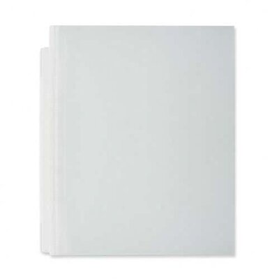 Esselte Pendaflex Corporation Display Book, Five Pockets, Letter, Clear