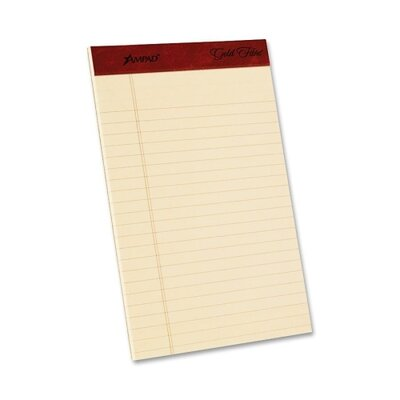 Esselte Pendaflex Corporation Retro Legal Pad (Pack of 4)