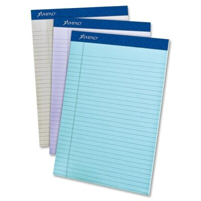 Esselte Pendaflex Corporation Micro Perforated Pad (Pack of 6)