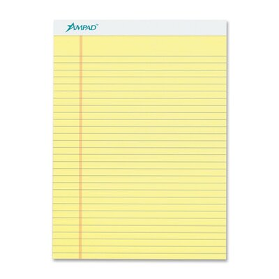 Esselte Pendaflex Corporation Legal Ruled Perforated Pad