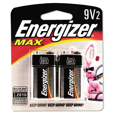 Energizer® Alkaline Energizer Battery, 9 Volt