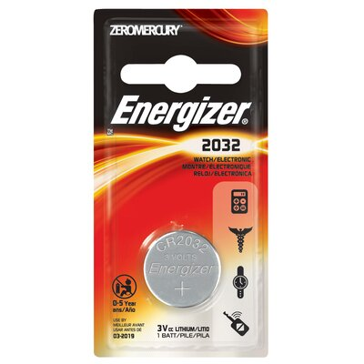 Energizer® 3 Volt Watch and Calculator Battery