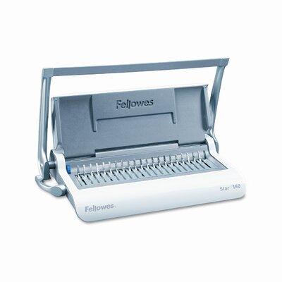 Fellowes Mfg. Co. Star 150 Manual Comb Binding Machine