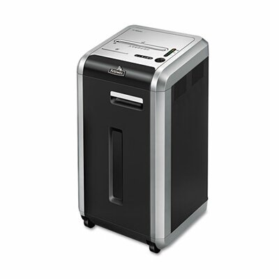 Fellowes Mfg. Co. Fellowes® Intellishred™ C-220i Continuous-Duty 20 Sheet Strip-Cut Shredder