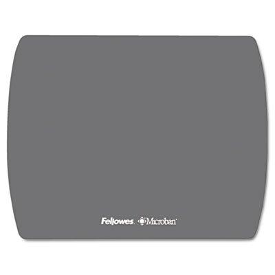 Fellowes Mfg. Co. Microban Ultra Thin Mouse Pad, Sapphire Blue