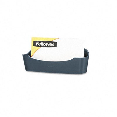 Fellowes Mfg. Co. Partition Additions Business Card/Clip Holder