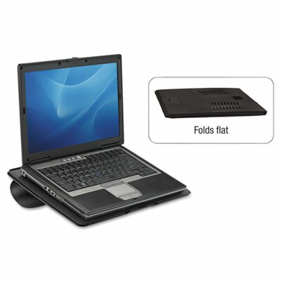 Fellowes Mfg. Co. Laptop Riser, Non-Skid