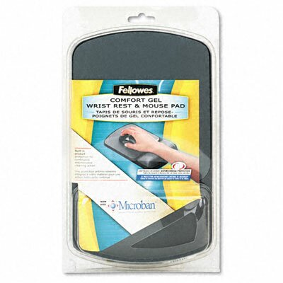 Fellowes Mfg. Co. Wrist Support with Microban Protection