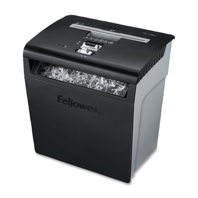 Fellowes Mfg. Co. 8 Sheet Cross-Cut Shredder