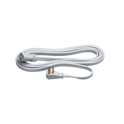 Fellowes Mfg. Co. Indoor Heavy-Duty Extension Cord in Gray