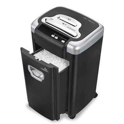 Fellowes Mfg. Co. 10 Sheet Micro-Cut Shredder