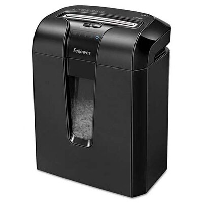 Fellowes Mfg. Co. Powershred 63Cb Light Duty Cross Cut Shredder