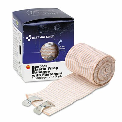 First Aid Only™ Elastic Bandage Wrap, Latex-Free
