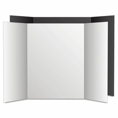 GEOGRAPHICS Eco Brites Tri-Fold Poster Board (6 Pack)