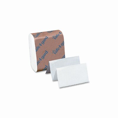 Georgia Pacific Tissue for Safe-T-Gard Dispenser, 200 per Pack, 40 Packs per Carton