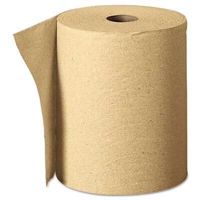 "Georgia Pacific Envision Hardwound Roll Paper Towel, 7.87"" x 625', Brown, 12 Rolls per CT"