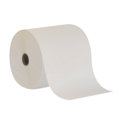 Georgia Pacific Envision One-Ply High-Capacity Roll Towels in White