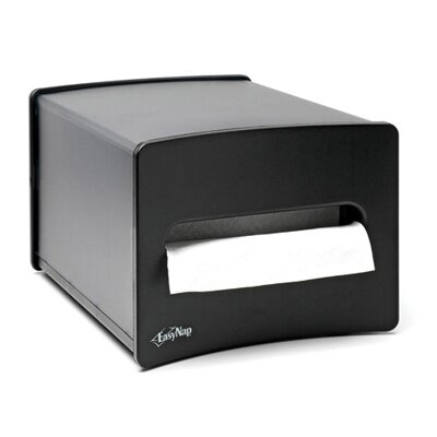 Georgia Pacific easy nap Napkin Dispenser in Black / Gray